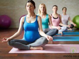 ciąża, aktywność, sport, dziecko