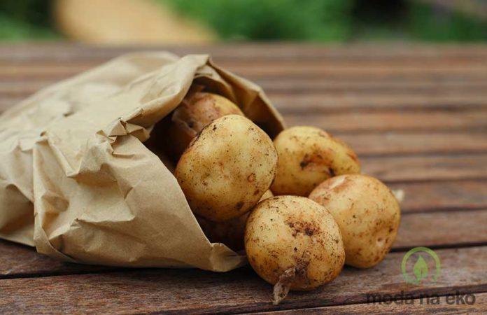 ziemniaki, żywność, warzywa, zdrowie, witamina C, skrobia, białko