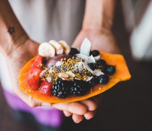 dieta, frutarianizm, owoce