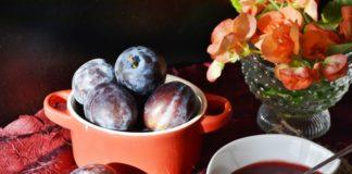 śliwki polskie owoce jesieni
