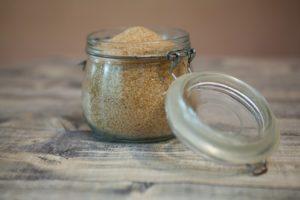 cukier, peeling, kosmetyki, pielęgnacja