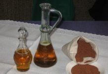 świętokrzyski pińczowski olej z lnicy