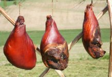warmińsko-mazurskie szynka dylewska dojrzewająca