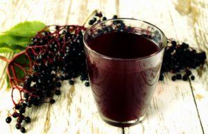 odwar z owoców bzu