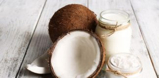 olej kokosowy