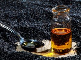 olej makowy